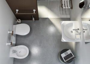 3 idee per un bagno