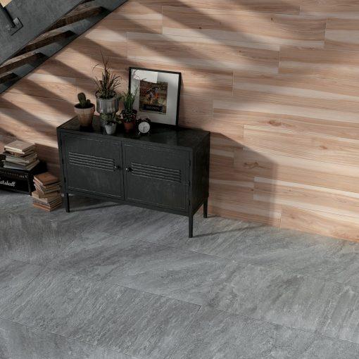 Na.Me pavimenti per interni effetto pietra