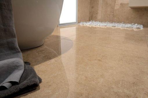 Na.Me pavimenti per bagno effetto pietra