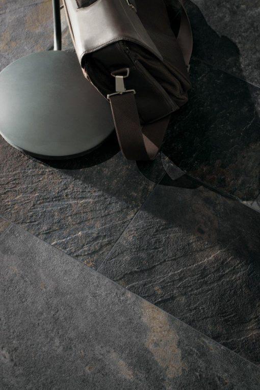 piastrelle da pavimento per esterni con effetto ardesia