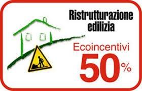 detrazione fiscale 50% per le ristrutturazioni del bagno