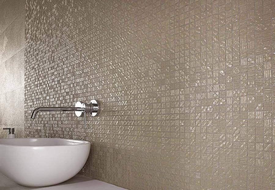 Bagni Moderni A Mosaico.Bagno Moderno Con Mosaico Idee Per La Casa Douglasfalls Com