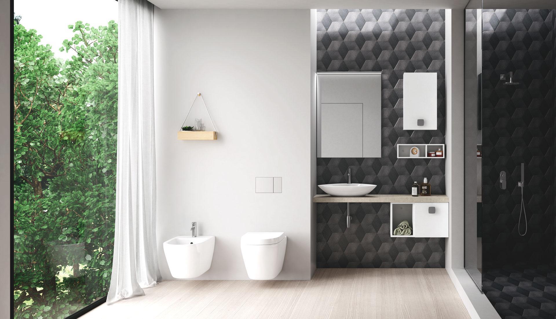 mobile bagno per piccoli spazi