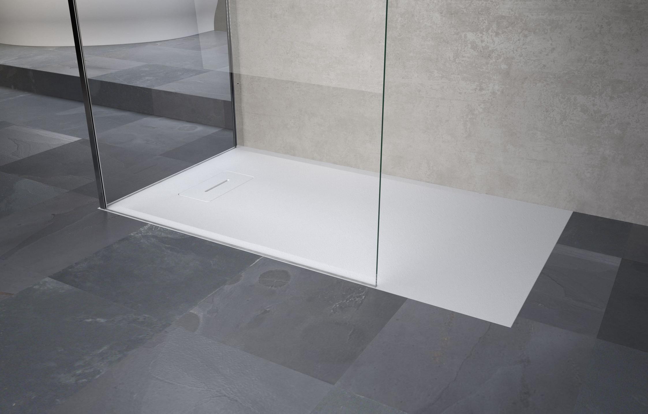 Piatto doccia filo pavimento andhome - Doccia a filo pavimento ...