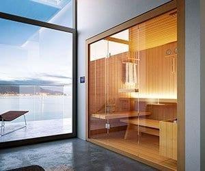 sauna grande