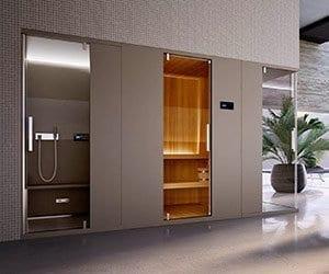 soluzione hammam e sauna