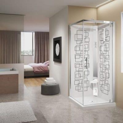 cabina doccia crystal