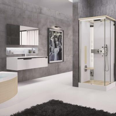 cabina doccia quadrata nexis A90