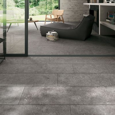 Pavimenti per esterno effetto pietra venata grigio belge Gris Belge NE 31