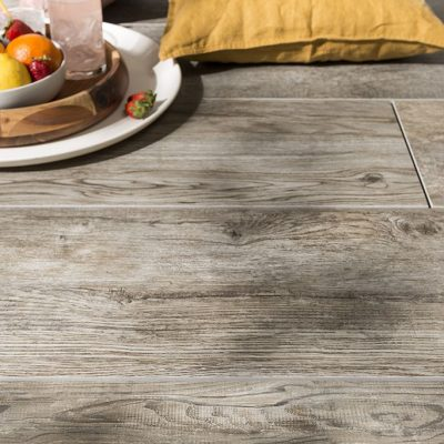 Pavimento per esterni effetto legno Ember NN 02