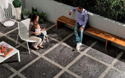 Pavimenti esterni sopraelevati per terrazze e balconi