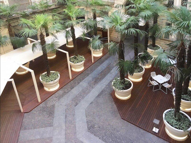 pavimento per esterni legno angelim amardoso