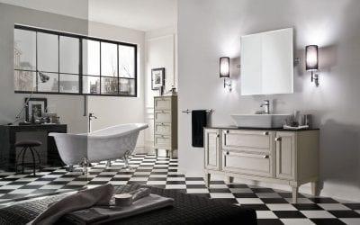 3 idee per un bagno ricco di eleganza, comfort e design