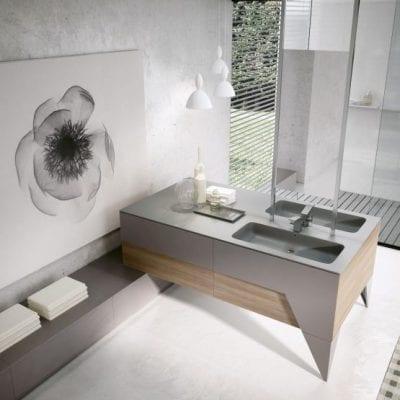 mobile bagno collezione tekno