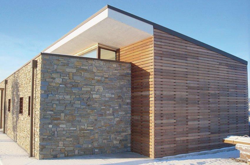 legno per rivestimenti esterni