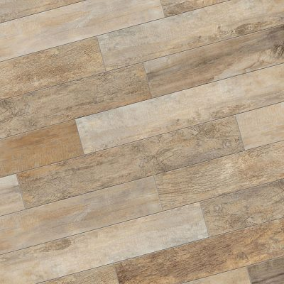 Pavimento per esterni effetto legno piallato NN 01