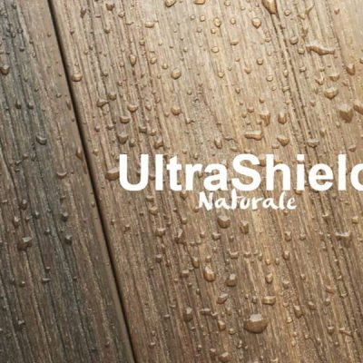 Pavimento per esterno Decking Ultrashield