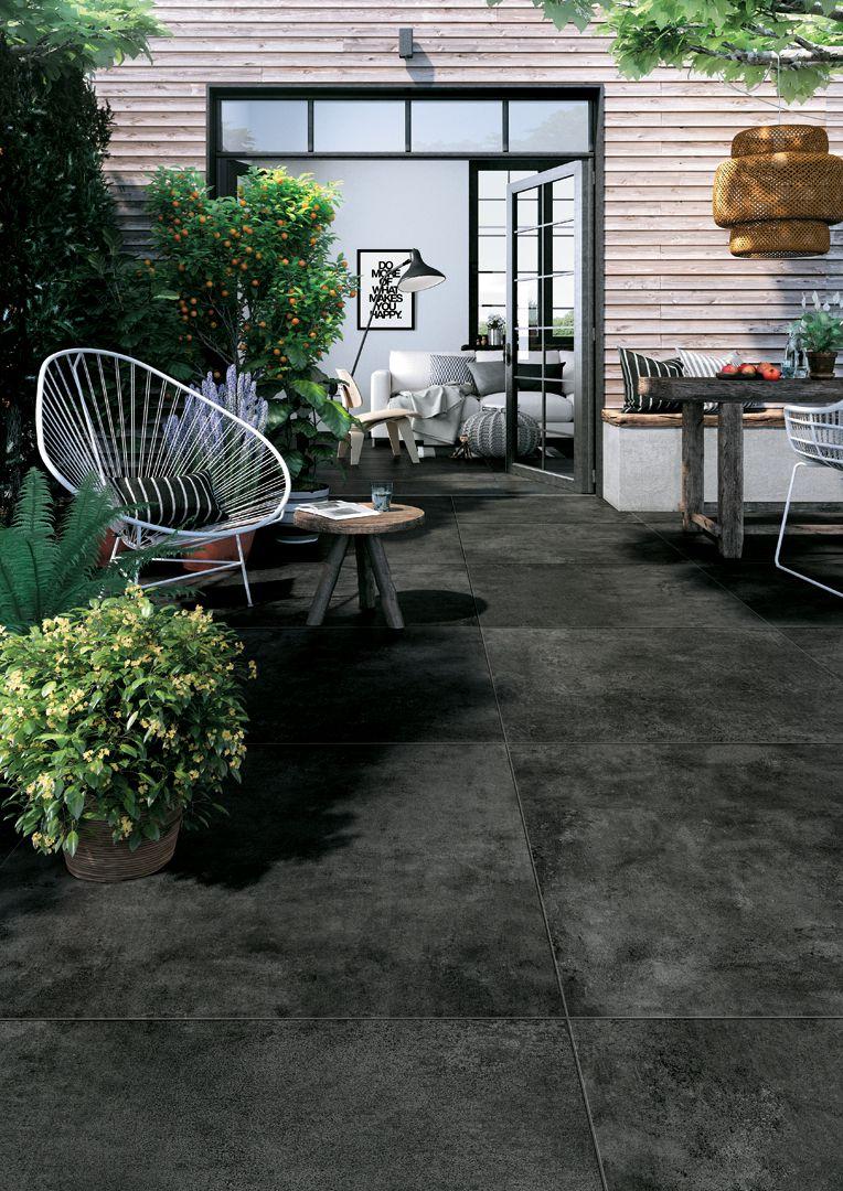 pavimenti per esterni effetto metallo Gothic OF 04