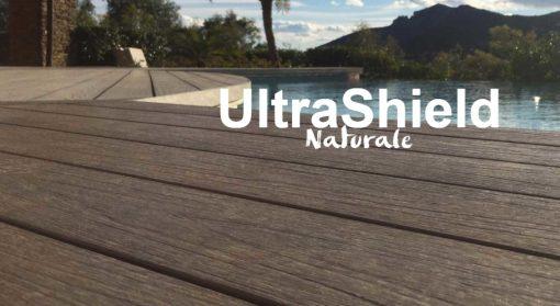 Pavimento per esterno Decking Ultrashield