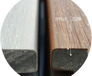 Pavimenti per esterno decking: Ultrashield