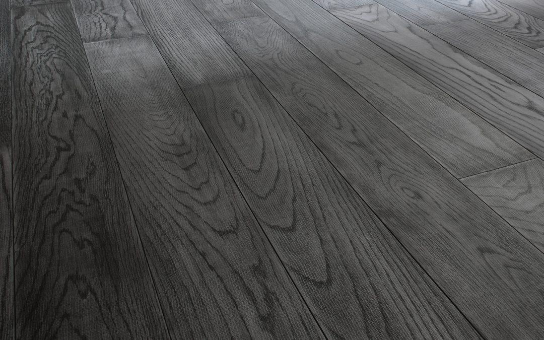 Pavimenti in Parquet tono grigio: la Collezione Urban Grey