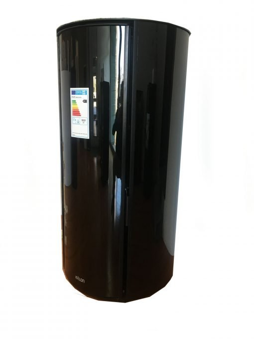 STUFA A PELLET KLIZIA GLASS TONDA 8KW