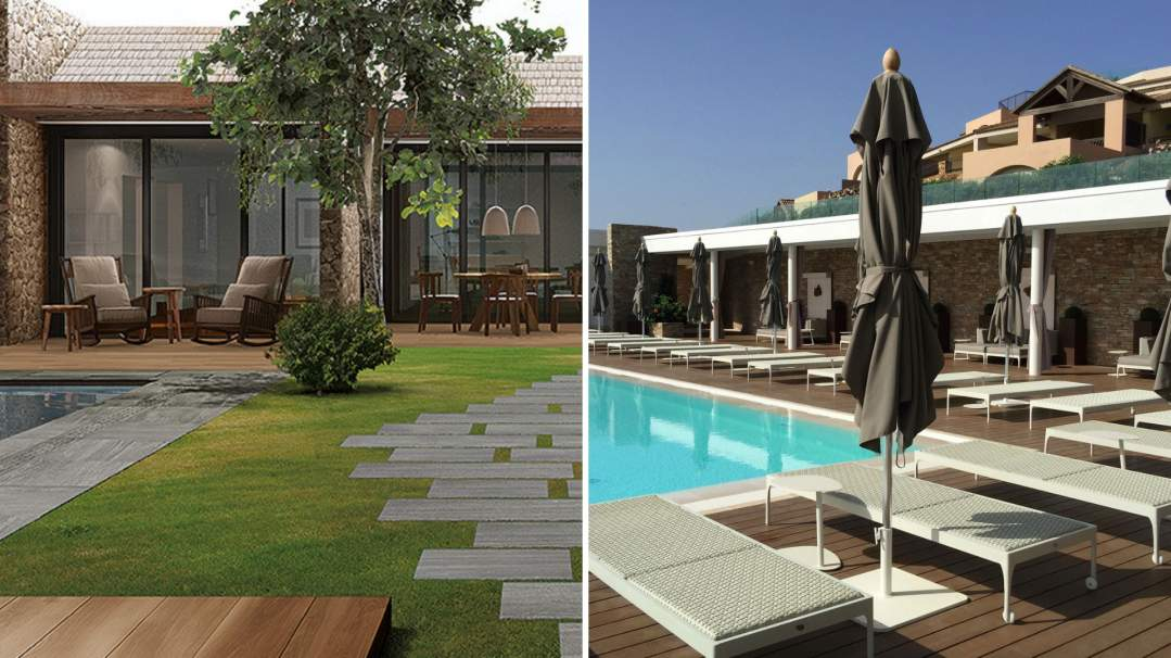 Progettare esterno casa online for Stili di case esterni