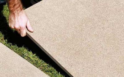 Pavimento esterno facile per giardino