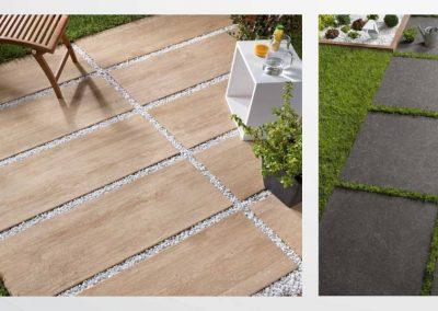 pavimenti per giardino flottanti greentile